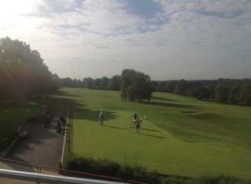 Crews Hill Golf Club in Enfield