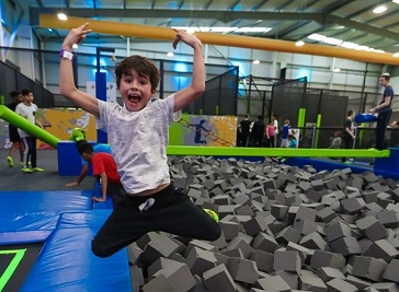 Go Jump In Trampoline Parks Enfield