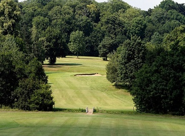 Whitewebbs Park Golf Course in Enfield