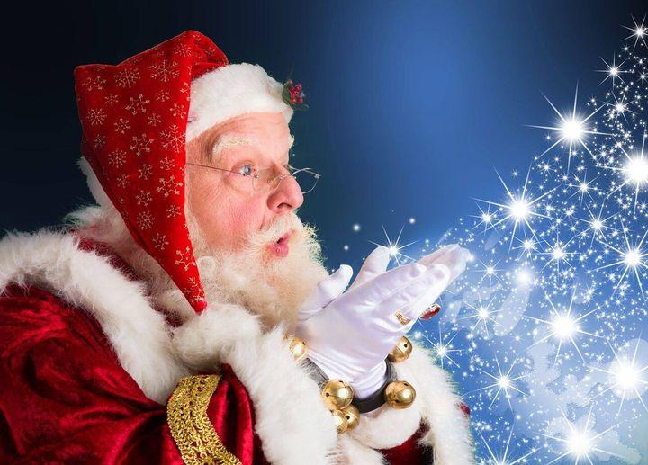 Santa's Home visits